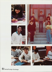 Page 10, 1985 Edition, East High School - Echoes Yearbook (Wichita, KS) online yearbook collection