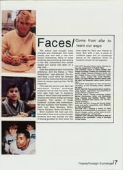 Page 11, 1985 Edition, East High School - Echoes Yearbook (Wichita, KS) online yearbook collection