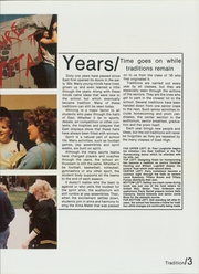 Page 7, 1985 Edition, East High School - Echoes Yearbook (Wichita, KS) online yearbook collection