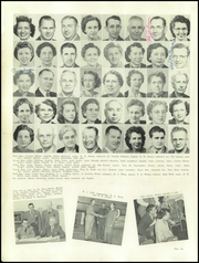 Page 10, 1951 Edition, North High School - Tower Yearbook (Wichita, KS) online yearbook collection