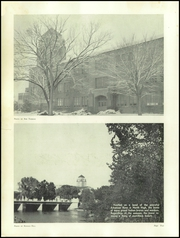 Page 6, 1951 Edition, North High School - Tower Yearbook (Wichita, KS) online yearbook collection