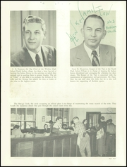Page 8, 1951 Edition, North High School - Tower Yearbook (Wichita, KS) online yearbook collection