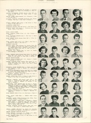 Page 17, 1953 Edition, North High School - Tower Yearbook (Wichita, KS) online yearbook collection