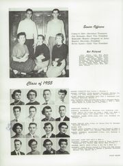Page 12, 1955 Edition, North High School - Tower Yearbook (Wichita, KS) online yearbook collection