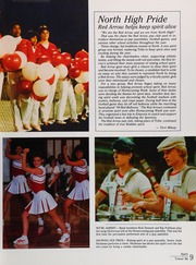 Page 13, 1986 Edition, North High School - Tower Yearbook (Wichita, KS) online yearbook collection