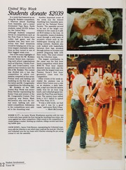 Page 16, 1986 Edition, North High School - Tower Yearbook (Wichita, KS) online yearbook collection