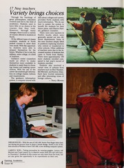 Page 8, 1986 Edition, North High School - Tower Yearbook (Wichita, KS) online yearbook collection
