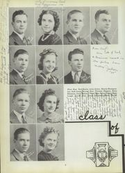 Page 12, 1940 Edition, Turner High School - Turnerite Yearbook (Kansas City, KS) online yearbook collection