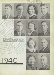 Page 13, 1940 Edition, Turner High School - Turnerite Yearbook (Kansas City, KS) online yearbook collection