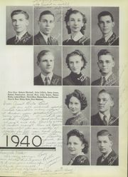 Page 15, 1940 Edition, Turner High School - Turnerite Yearbook (Kansas City, KS) online yearbook collection