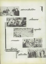 Page 8, 1940 Edition, Turner High School - Turnerite Yearbook (Kansas City, KS) online yearbook collection
