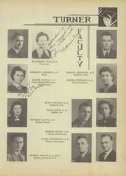 Page 11, 1941 Edition, Turner High School - Turnerite Yearbook (Kansas City, KS) online yearbook collection