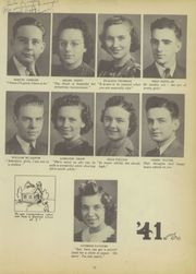 Page 17, 1941 Edition, Turner High School - Turnerite Yearbook (Kansas City, KS) online yearbook collection