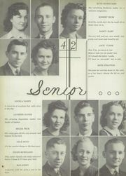 Page 4, 1942 Edition, Turner High School - Turnerite Yearbook (Kansas City, KS) online yearbook collection