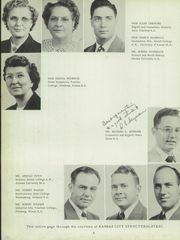 Page 10, 1952 Edition, Turner High School - Turnerite Yearbook (Kansas City, KS) online yearbook collection
