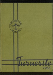 1953 Edition, Turner High School - Turnerite Yearbook (Kansas City, KS)
