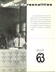 Page 11, 1963 Edition, Turner High School - Turnerite Yearbook (Kansas City, KS) online yearbook collection