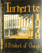 1978 Edition, Turner High School - Turnerite Yearbook (Kansas City, KS)
