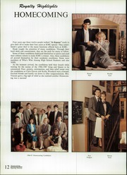 Page 16, 1987 Edition, Kapaun Mount Carmel High School - Kapaun Yearbook (Wichita, KS) online yearbook collection