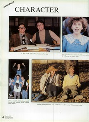 Page 8, 1987 Edition, Kapaun Mount Carmel High School - Kapaun Yearbook (Wichita, KS) online yearbook collection