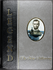 Abraham Lincoln (CVN 72) - Naval Cruise Book online yearbook collection, 2000 Edition, Page 1