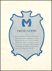 Page 12, 1924 Edition, Manhattan High School - Blue M Yearbook (Manhattan, KS) online yearbook collection