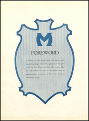 Page 14, 1924 Edition, Manhattan High School - Blue M Yearbook (Manhattan, KS) online yearbook collection