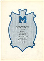 Page 15, 1924 Edition, Manhattan High School - Blue M Yearbook (Manhattan, KS) online yearbook collection
