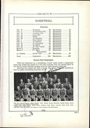 Page 93, 1929 Edition, Manhattan High School - Blue M Yearbook (Manhattan, KS) online yearbook collection