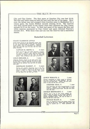 Page 95, 1929 Edition, Manhattan High School - Blue M Yearbook (Manhattan, KS) online yearbook collection