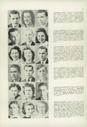 Page 10, 1939 Edition, Manhattan High School - Blue M Yearbook (Manhattan, KS) online yearbook collection