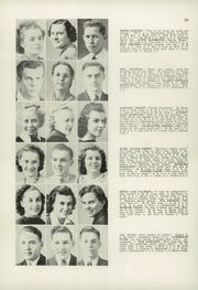 Page 12, 1939 Edition, Manhattan High School - Blue M Yearbook (Manhattan, KS) online yearbook collection