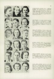 Page 14, 1939 Edition, Manhattan High School - Blue M Yearbook (Manhattan, KS) online yearbook collection