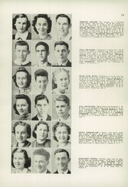 Page 16, 1939 Edition, Manhattan High School - Blue M Yearbook (Manhattan, KS) online yearbook collection