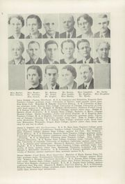 Page 7, 1939 Edition, Manhattan High School - Blue M Yearbook (Manhattan, KS) online yearbook collection