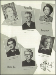 Page 10, 1952 Edition, Manhattan High School - Blue M Yearbook (Manhattan, KS) online yearbook collection