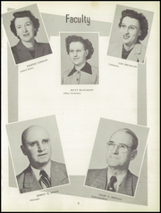 Page 13, 1952 Edition, Manhattan High School - Blue M Yearbook (Manhattan, KS) online yearbook collection