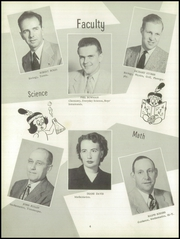 Page 8, 1952 Edition, Manhattan High School - Blue M Yearbook (Manhattan, KS) online yearbook collection