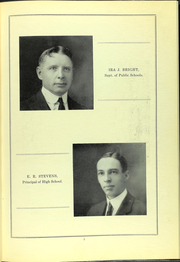 Page 11, 1922 Edition, Leavenworth Senior High School - Junebug Yearbook (Leavenworth, KS) online yearbook collection