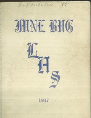 Page 1, 1947 Edition, Leavenworth Senior High School - Junebug Yearbook (Leavenworth, KS) online yearbook collection