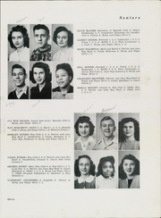 Page 15, 1947 Edition, Leavenworth Senior High School - Junebug Yearbook (Leavenworth, KS) online yearbook collection