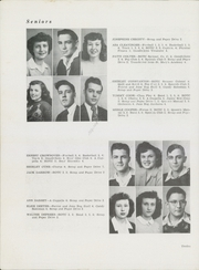 Page 16, 1947 Edition, Leavenworth Senior High School - Junebug Yearbook (Leavenworth, KS) online yearbook collection