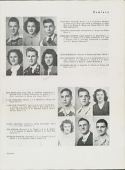 Page 17, 1947 Edition, Leavenworth Senior High School - Junebug Yearbook (Leavenworth, KS) online yearbook collection