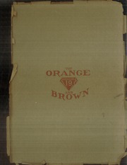 Abilene High School - Orange and Brown Yearbook (Abilene, KS) online yearbook collection, 1919 Edition, Page 1