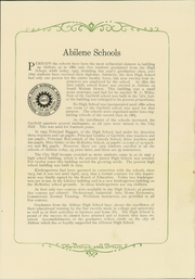 Page 13, 1927 Edition, Abilene High School - Orange and Brown Yearbook (Abilene, KS) online yearbook collection