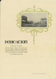 Page 7, 1927 Edition, Abilene High School - Orange and Brown Yearbook (Abilene, KS) online yearbook collection