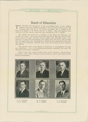 Page 13, 1929 Edition, Abilene High School - Orange and Brown Yearbook (Abilene, KS) online yearbook collection