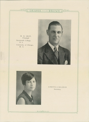 Page 15, 1929 Edition, Abilene High School - Orange and Brown Yearbook (Abilene, KS) online yearbook collection