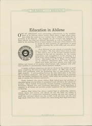 Page 16, 1929 Edition, Abilene High School - Orange and Brown Yearbook (Abilene, KS) online yearbook collection
