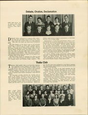 Page 17, 1933 Edition, Abilene High School - Orange and Brown Yearbook (Abilene, KS) online yearbook collection